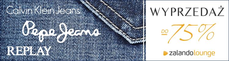 baner zalando jeans