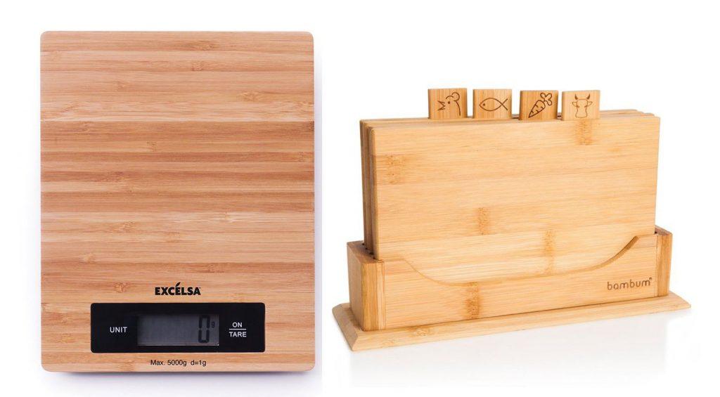 drewniane dodatki do kuchni