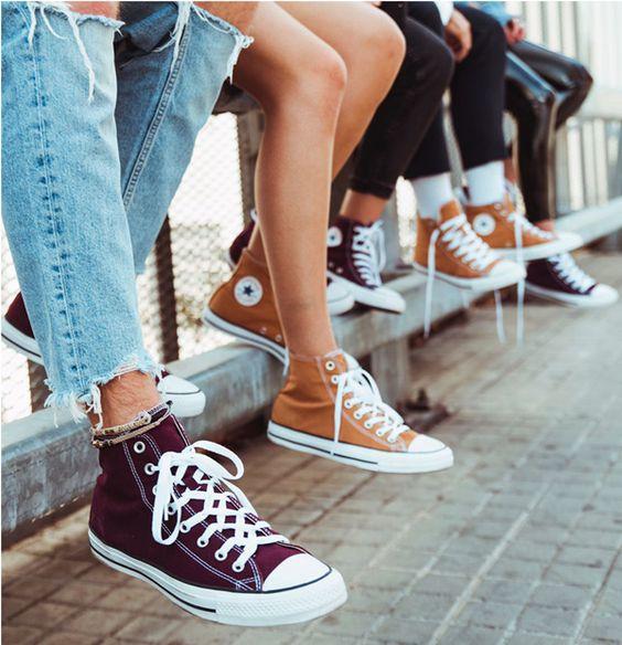 Jak rozpoznać oryginalne buty Converse Porządnie o modzie