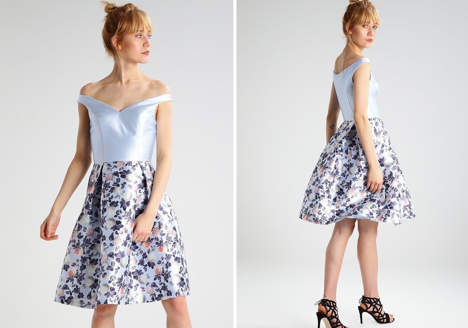 25555c19f1 Sukienka idealna na wesele jaką wybrać  - Porządnie o modzie i ...