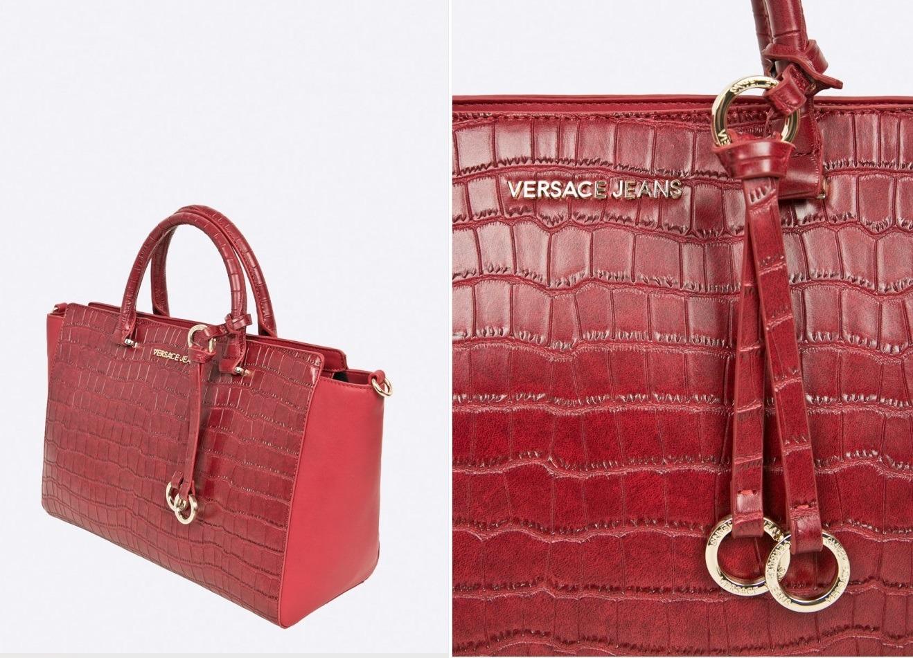 5c94c0eda605e Stylowe torebki Versace, które możesz mieć w swojej kolekcji ...