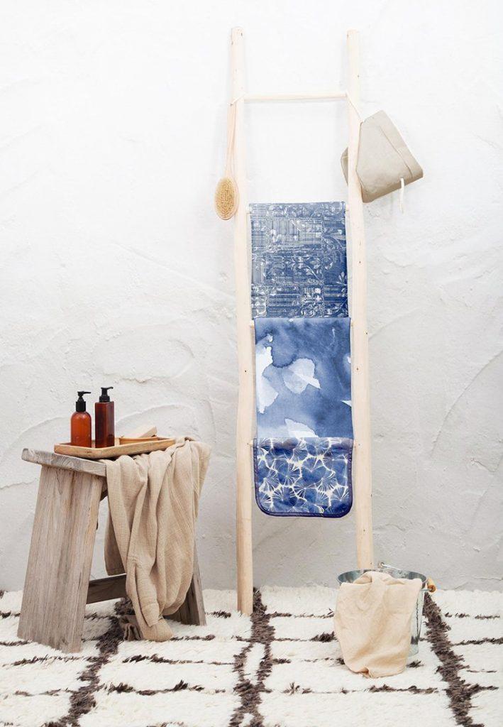 ręczniki z bawełny i lnu