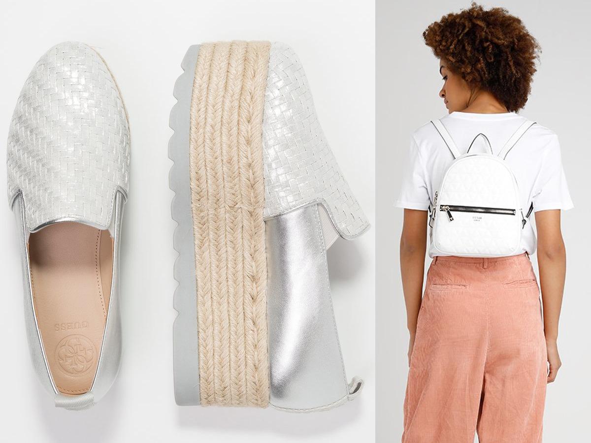 Ekskluzywne buty i akcesoria GUESS, które zawrócą Ci w
